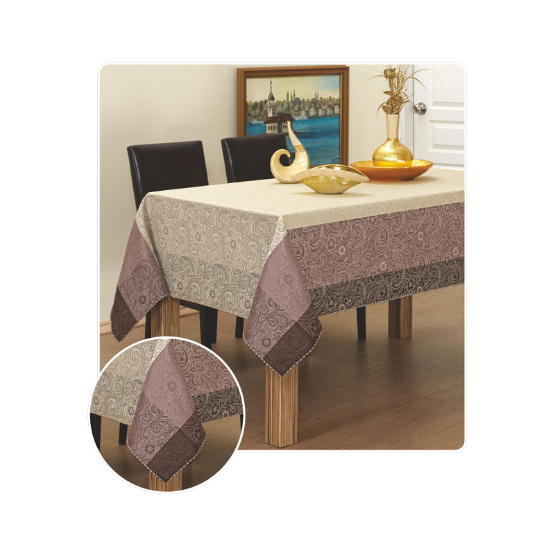 Prabangios austos tefloninės, dėmėms atsparios staltiesės internetu