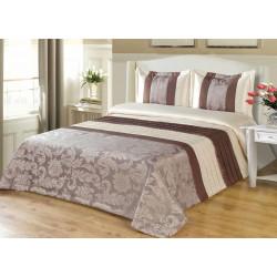 Prabangios dekoratyvinės lovatiesės internetu. Violetinės spalvos lovatiesės